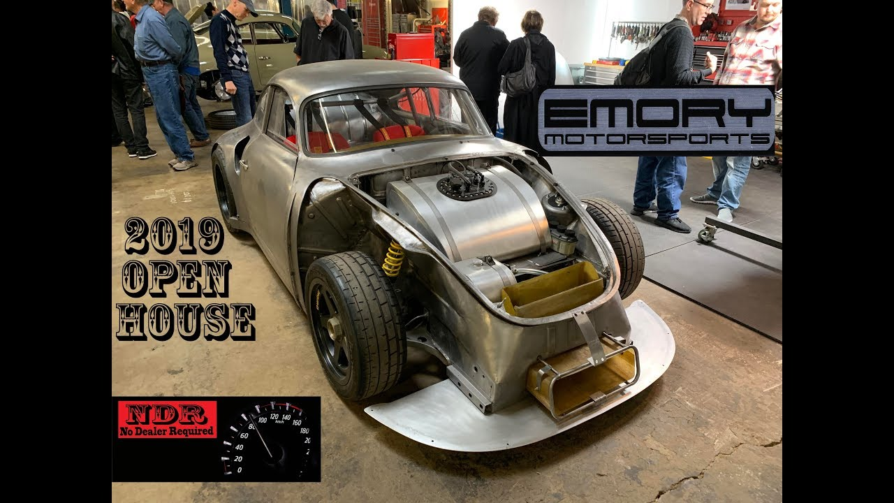 Emory Motorsports Open House 2019