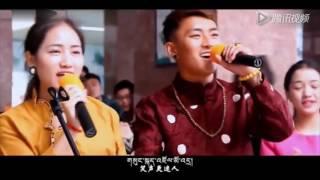 藏族美女唱藏語版《喜歡你》驚艷整個藏大食堂!