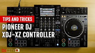 Pioneer DJ XDJ-XZ Controller | First Look | Tips and Tricks