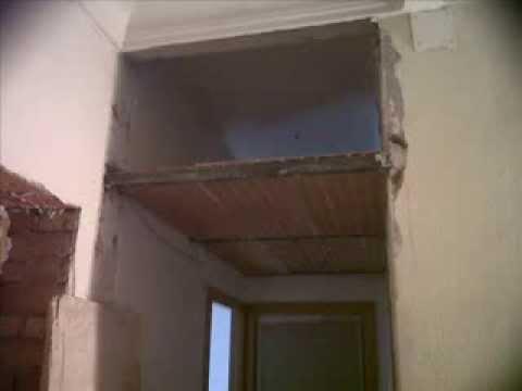 Creaci n de maleteros en viviendas de madrid por diconva youtube - Como hacer un altillo de madera ...
