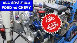 5.0L FIGHT-FORD VS CHEVY-FULL RESULTS