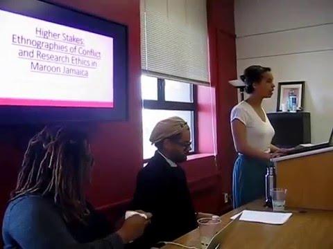 2d African Diaspora Studies Grad Forum, UC Berkeley