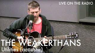 The Weakerthans - Utilities (acoustic)