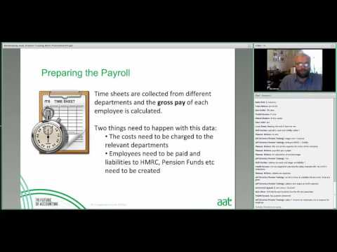Webinar - Control Accounts and Journals (CJBS) - Premier Training