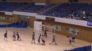 ハンドボール最高!2017選抜北海道予選準決勝!札幌月寒vs市立函館