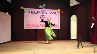 Choli ramro palpali dhakako by Miruna Mgr - Helping You 1st Anniversary