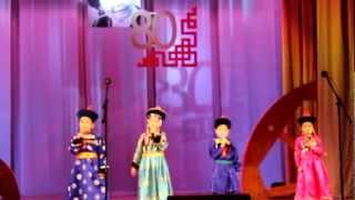 "бурятская детская песня ""Дүүжэн-даажан"""