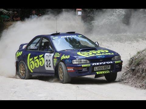 [WRC] Subaru Impreza WRC 1995 Asphalt Pure Sound HD