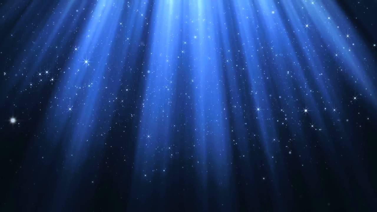 Video Backgrounds Hd Blue Ocean Rays Glistening -8898