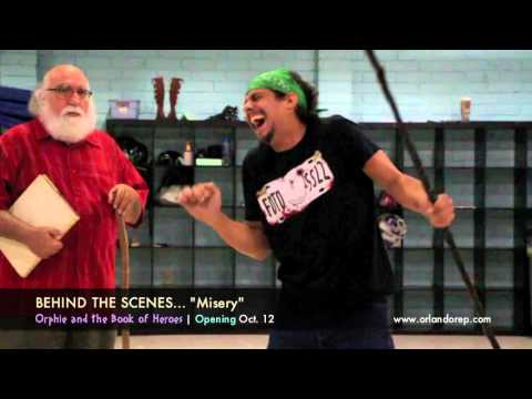 "The REP | Behind the Scenes - ""Misery"""