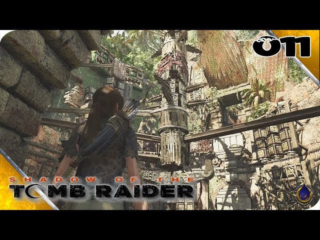SHADOW OF THE TOMB RAIDER 🐆 [011] Die Prüfung des Adlers