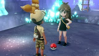 Pokemon Let's Go Pikachu & Eevee: Battle! Pokemon Trainer Green