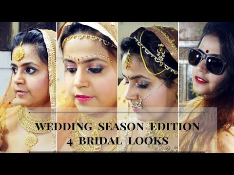 Wedding Season Edition 4 Bridal Looks from YouTube · Duration:  2 minutes 5 seconds