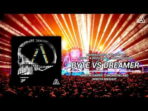 Byte Vs Dreamer (Martin Garrix Tomorrowland Winter 2019 Mashup) [Alan Remake]