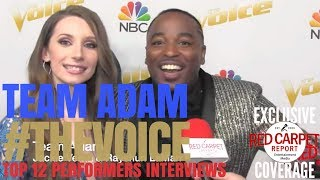 #TeamAdam interviewed at