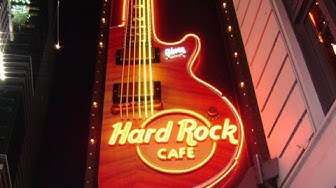 Hard Rock Cafe, New York City Tourist Attraction