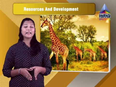 CBSE 10 Social Studies Resources And Development Ep 01