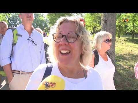 Kronprinsessan Victorias 40-årsfirande fortsätter på Öland