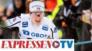 MONSTERKLÄTTRINGEN! Se Ebba Andersson mot Charlotte Kalla i klättringen uppför Dundret