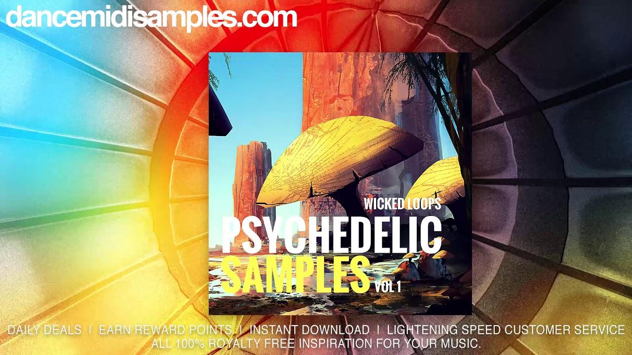 Psytrance Samples Vol 1