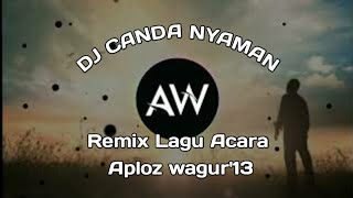 Dj Canda Nyaman Aploz Wagur Remix 2021