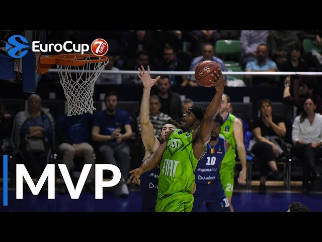 7DAYS EuroCup Top 16 Round 6 MVP: Devin Williams, Tofas Bursa