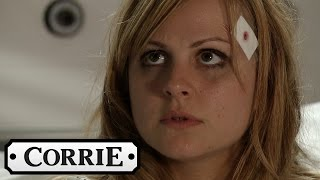 Coronation Street - Sarah Finds Out She Is Pregnant