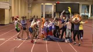 Harlem Shake Track & Field St.Petersburg (RUS)