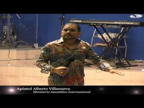Apóstol Alberto Villanueva | Ordenando Los Pensamientos (UNIDAD)