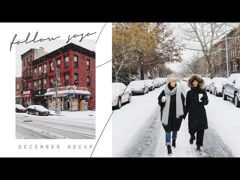 December Recap | Follow SoSo