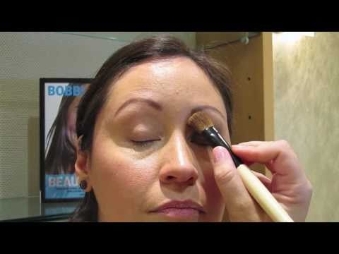 How to Create Smoky, Sparkly Eyes - Lesson by Bobbi Brown Education Exec Katrina Rau