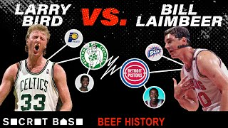 Download Larry Bird and Bill Laimbeer have genuinely hated each other for over 30 years Mp3 and Videos