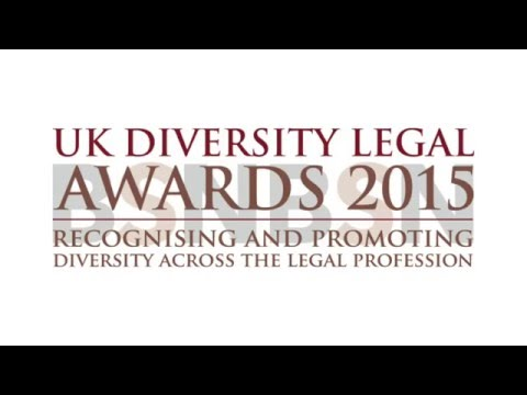 2015 UK Diversity Legal Awards – BSN Lifetime Achievement Award: Walter H. White, Jr