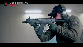Larry Vickers Shooting Am 17 Assault Rifle