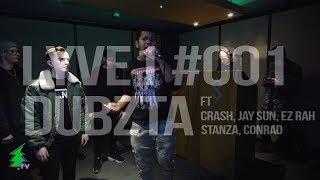 LYVE1 #001 GRIME: Dubzta ft Crash, Ez Rah, Stanza, Jay Sun, Conrad