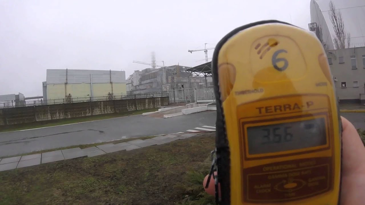 Chernobyl Taster - Reactor 4 - YouTube