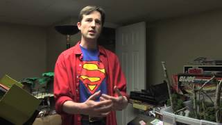 BIG MAN OF STEEL GIVEAWAY!!! OVER 130 SUPERMAN COMICS!