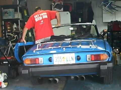 monza exhaust 1980 spit - youtube