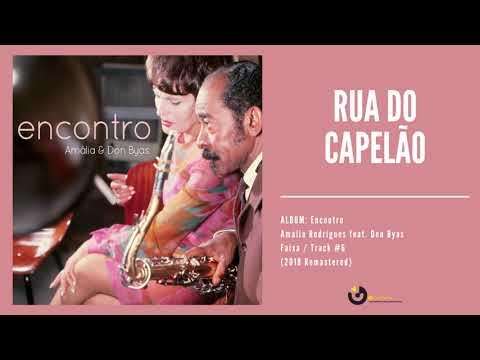 """Amália Rodrigues & Don Byas - """"Rua do Capelão"""" (Audio, 2018 Remastered)"""