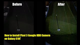 How To Install Google Pixel 3 Camera
