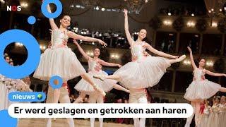 Kinderen gepest en mishandeld bij grote balletschool