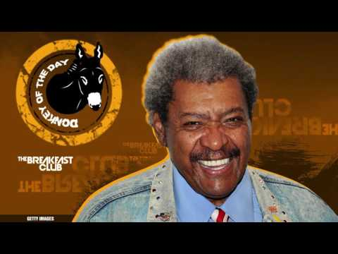 Don King Uses N Word To Describe Blacks While Introducing Trump - Donkey of the Day