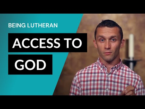 Being Lutheran - Video Lesson 1