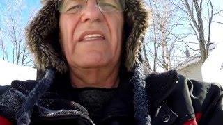 ASMR Hiver Québec Explication Quotidien Français Québec Glace Pluie Neige Soleil Concurrence