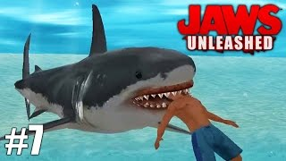 Jaws Unleashed - PS2 Gameplay Playthrough 1080p Part 7