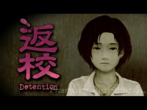 DETENTION Demo - Chilling Horror Side-scroller