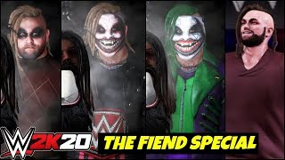 WWE 2K20 'THE FIEND' Special Gameplay ! FAIL GAME LIVE 2K20 Theme Gameplay |