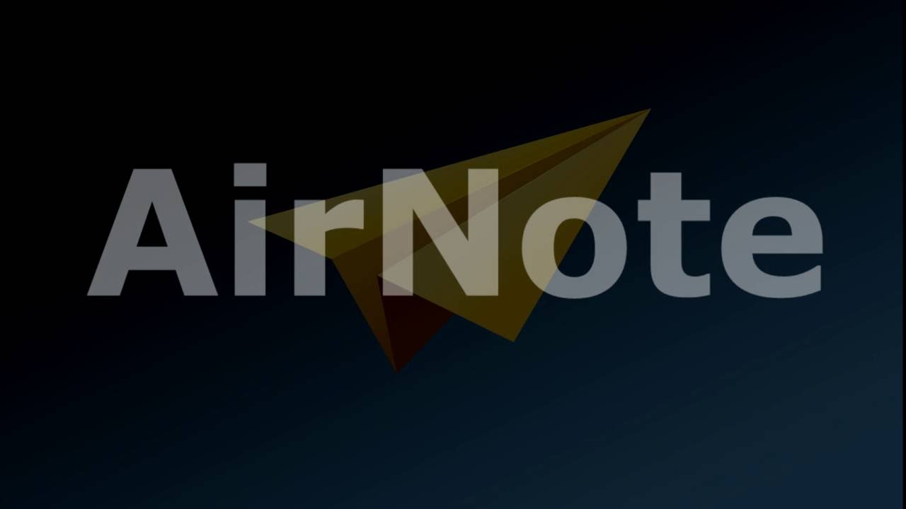 AirNote: Android rich text editor