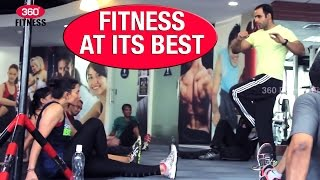 Fitness at its Best | 360 Degree Fitness | By Kuldep Sethi