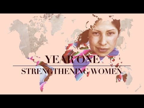 Year One – Strengthening Women – H&M Conscious Foundation in partnership with CARE